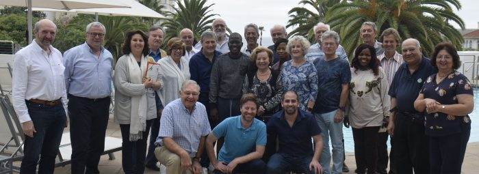 Participants at the WBF Seminar, held in Cape Town, South Africa - May 2017